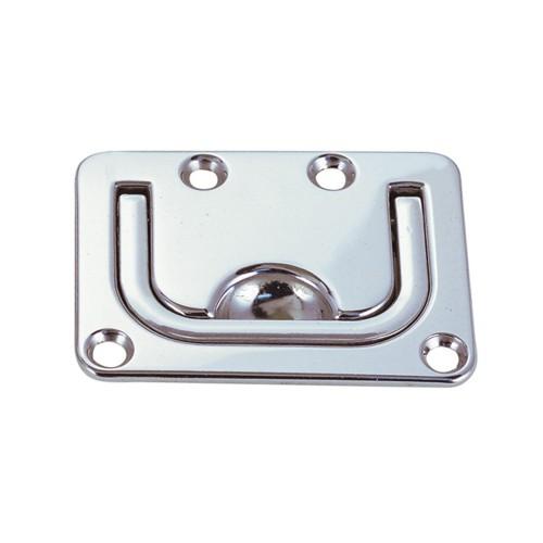 Perko Flush Lifting Handle - Chrome Plated Zinc - 3- x 2--