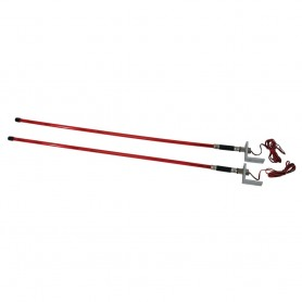 Attwood LED Lighted Trailer Guides