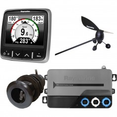 Raymarine i70s System Pack- Wind- Depth- Speed