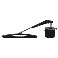 Schmitt Ongaro Standard Wiper Motor Kit w-1-5- Shaft- 14- Arm 14- Blade - 12V