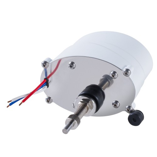 Ongaro Waterproof Standard Wiper Motor - 90-100 Degree- 12V