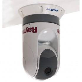 Seaview 1-5- Thermal Camera Top Down Riser Mounts Veritcal or Upside Down f-FLIR M-Series - Raymarine T-Series
