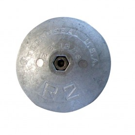 Tecnoseal R2AL Rudder Anode - Aluminum - 2-13-16- Diameter