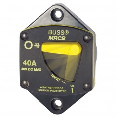 Blue Sea 7038 187 - Series Thermal Circuit Breaker - 40A