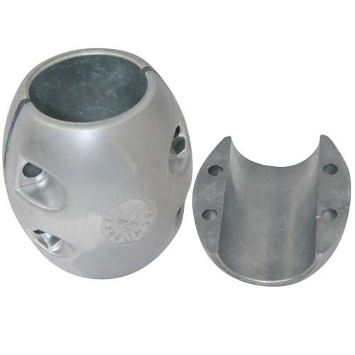 Tecnoseal X7 Shaft Anode - Zinc - 1-1-2- Shaft Diameter