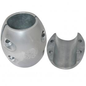 Tecnoseal X9 Shaft Anode - Zinc - 2- Shaft Diameter