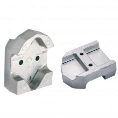 Tecnoseal Gimbal Block Anode - Zinc