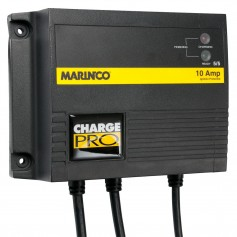 Guest 10AMP - 12-24V 2 Bank 120V Input On-Board Battery Charger