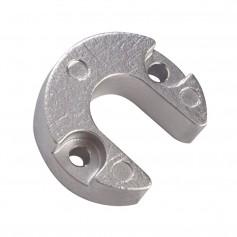 Tecnoseal Trim Cylinder Anode - Aluminum - Alpha
