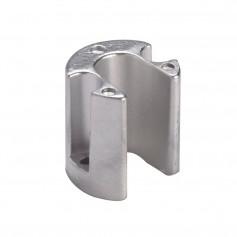 Tecnoseal Trim Cylinder Anode - Aluminum - Bravo