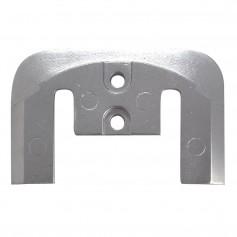 Tecnoseal Cavitation Plate Anode - Aluminum - Bravo