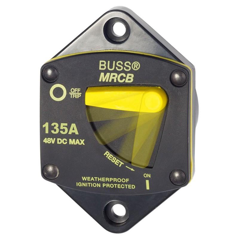Blue Sea 7047 187 - Series Thermal Circuit Breaker - 135Amp