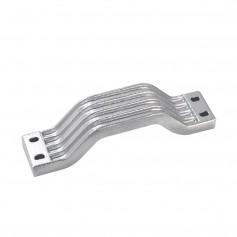 Tecnoseal Transom Bar Anode - Aluminum - Yamaha