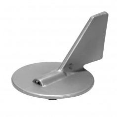 Tecnoseal Trim Tab Anode - Aluminum - Yamaha DX