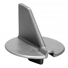 Tecnoseal Trim Tab Anode - Aluminum - Yamaha SX