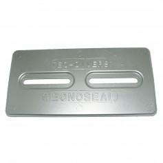 Tecnoseal TEC-DIVERS Plate Anode - Zinc
