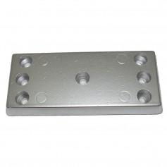 Tecnoseal TEC-30 Hull Plate Anode - Zinc