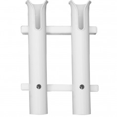 TACO 2-Rod Poly Rod Rack - White