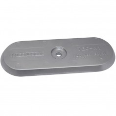 Tecnoseal TEC-N1 Downeaster Transom Anode - Zinc