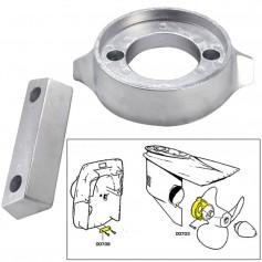 Tecnoseal Anode Kit w-Hardware - Volvo 290 - Aluminum