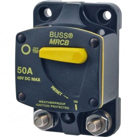 Blue Sea 7139 187 - Series Thermal Circuit Breaker - 50Amp