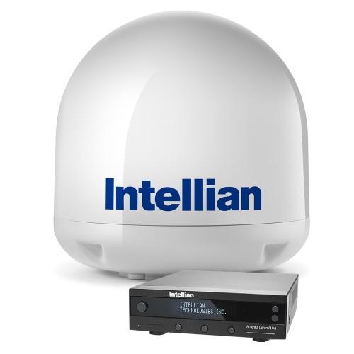 Intellian i3 Linear System w-14-6- Dish - Universal Dual LNB