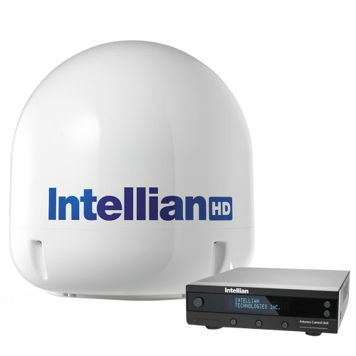 Intellian s6HD US Ku-Ka Band HD System w-23-6- Reflector