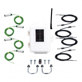 Davis Complete Wireless Soil Moisture-Temperature Station - Includes Sensors