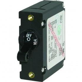 Blue Sea 7204 AC - DC Single Pole Magnetic World Circuit Breaker - 10 Amp