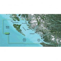 Garmin BlueChart g3 Vision HD - VCA019R - Hecate Strait - microSD-SD