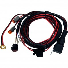 RIGID Industries Wire Harness f-D2 Pair