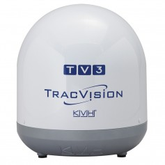KVH TracVision TV3 Empty Dummy Dome Assembly