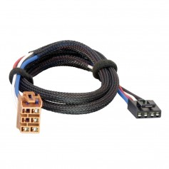 Tekonsha Brake Control Wiring Adapter - 2 Plug - fits GM- Chevrolet Cadillac