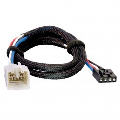 Tekonsha Brake Control Wiring Adapter - 2 Plug fits Toyota- Lexus