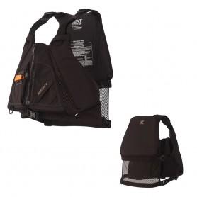Kent Law Enforcement Life Vest - Black - Medium-Large