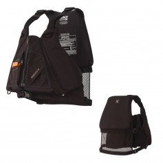Kent Law Enforcement Life Vest - Black - Medium-Large