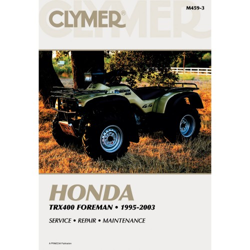 Clymer Honda TRX400 Foreman -1995-2003-