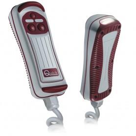 Quick HRC1002L 2-Button Remote w-LED Light