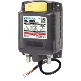 Blue Sea 7713 ML-RBS Remote Battery Switch w-Manual Control Release - 12V