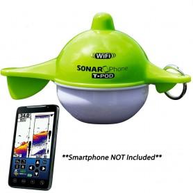 Vexilar SP100 SonarPhone w-Transducer Pod