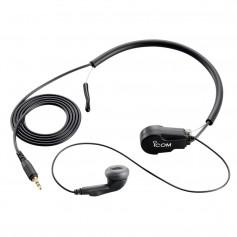 Icom Earphone w-Throat Mic Headset f-M72- M88 - GM1600