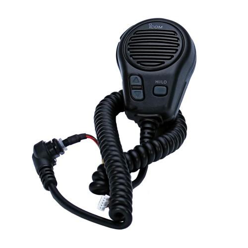 Icom Standard Hand Mic f-M304 - M412 - Black