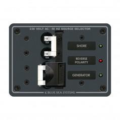 Blue Sea 8132 AC Toggle Source Selector -230V- - 2 Sources
