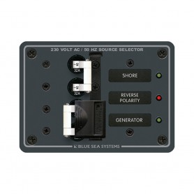 Blue Sea 8161 AC Toggle Source Selector -230V- - 2 Source