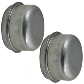 C-E- Smith Dust Caps - Hub ID 1-980- - -Pair-