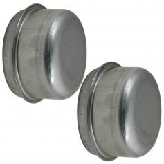 C-E- Smith Dust Caps - Hub ID 1-980- - -Pair-