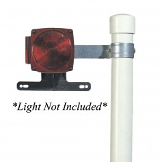 C-E- Smith Tail Lamp Brackets f-Post Style Guide-Ons