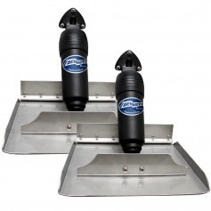 Bennett BOLT 12x9 Electric Trim Tab System - Control Switch Required