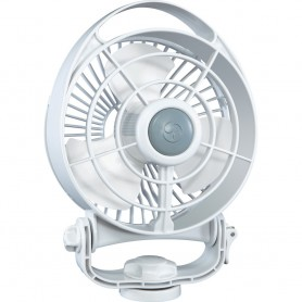 Caframo Bora 748 12V 3-Speed 6- Marine Fan - White