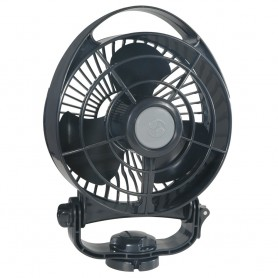 Caframo Bora 748 12V 3-Speed 6- Marine Fan - Black